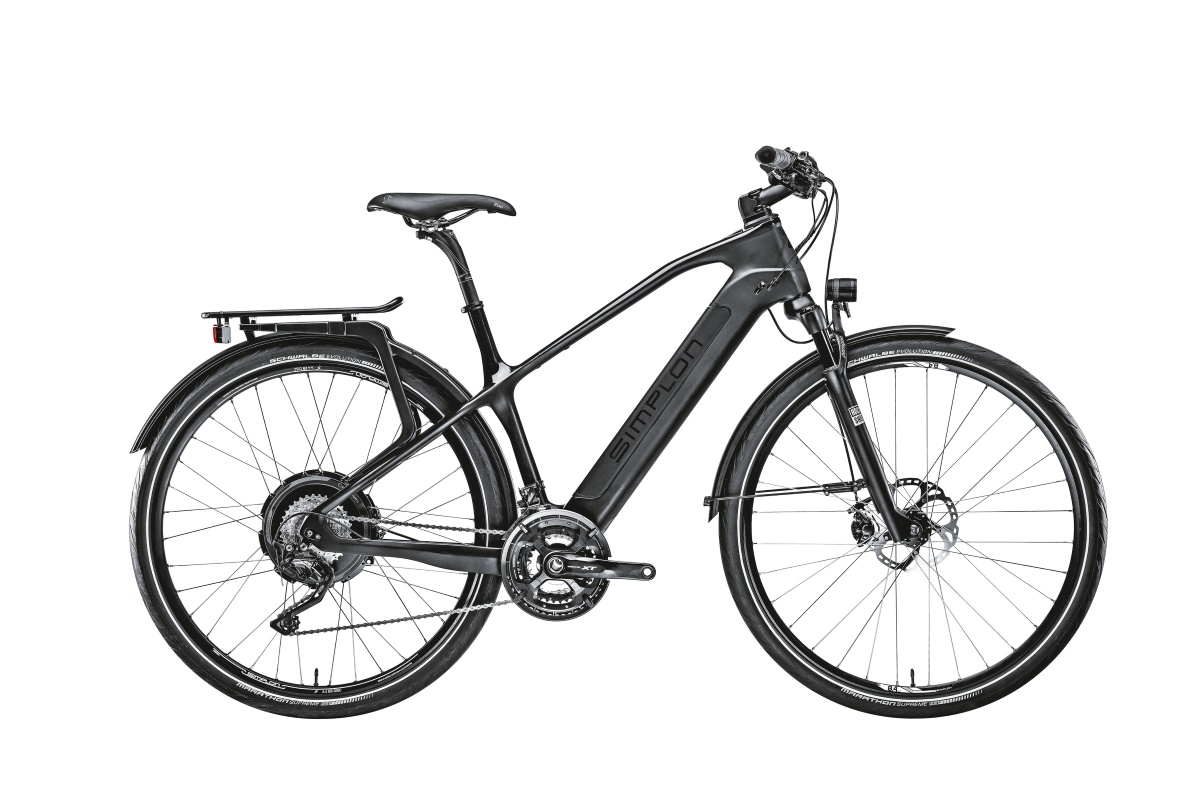 Simplon silkcarbon neodrives antrieb e premium e bike for Simplon silk cfx