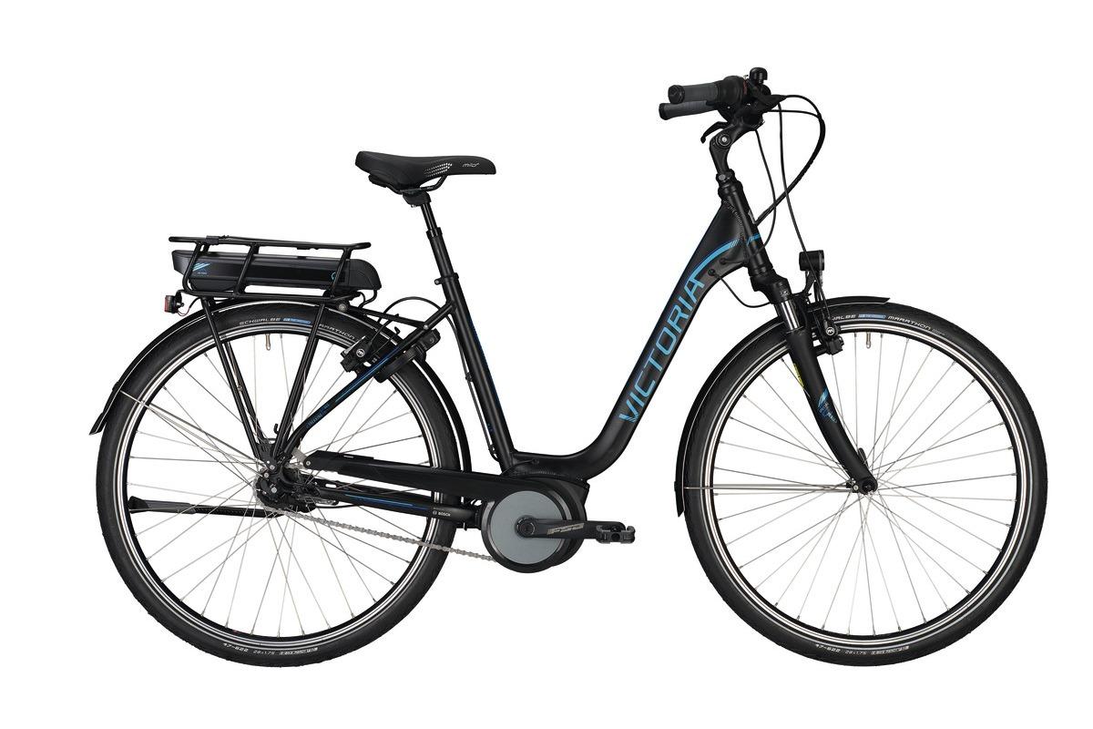 Victoria 5.8 SEC 2018 schwarz-blau matt - Antrieb-E - Premium E-Bike ...